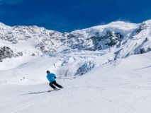 2018-19 Ski Season Underway at Saas Fee