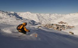 New Ski Runs and Itineraries at Val Thorens