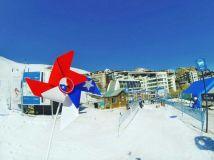 Ski Season Ends Early at Some South American Ski Areas