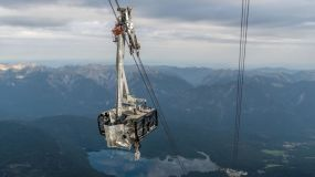 Second Ski Resort Sees Severe Cable Car Damage