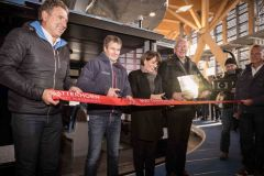 World's Highest 3S Gondola Opens, 540km SkI Region To Follow