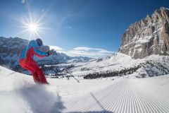Five New Ski Runs in the Dolomites