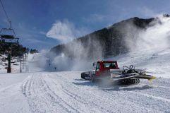 18-19 Ski Season Underway in the Pyrenees
