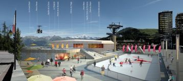 La Plagne Set To Unveil New 'Centre'