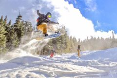 Ski Slopes Up to 90% Open in Eastern USA