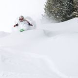 More than a Metre of Snowfall in past week in Colorado