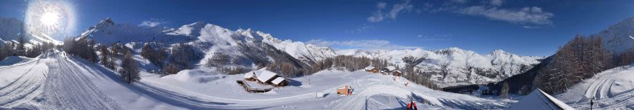 Serre Chevalier Announces Pre-Opening This Weekend