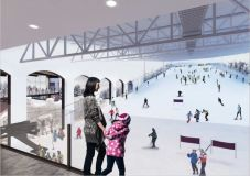 Swindon Snowdome Gets Go Ahead - Work To Start in New Year