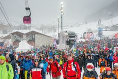 Tignes – Val d'Isere Weather Plays Havoc with Race Schedule