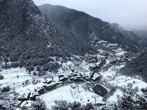 Snowy Week Ahead in The Pyrenees