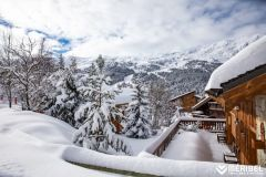 More Heavy Snow in Alps and Pyrenees