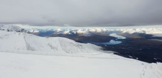 Delayed Scottish Ski Season Regains Lost Ground and Gathers Pace