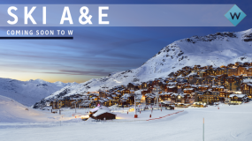 New TV Show Filming Mountain Rescues in Val Thorens