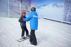 Win Free Ski or Snowboard Lessons for A Year at the Snow Centres on Your 10th Birthday