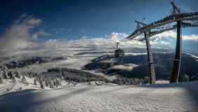 New Snow in the Alps Nears Metre Mark