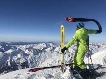19/20 Ski Gear Available to Test Near Alpe d'Huez