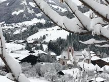 Heavy Snow Forecast in Alps and Dolomites for First Week of April
