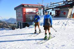 Kitzbühel Clocks Up 200 Day Ski Season