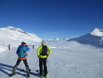 Andermatt Sees A Third More Skiers Day in 18-19 Season