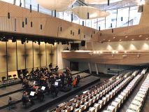Berliner Philharmoniker set for opening of New Concert Hall in Andermatt