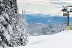 Another New Quad Chairlift For Sun Peaks