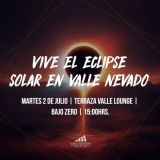 Ski Day to End With Total Solar Eclipse in The Andes