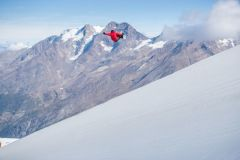 Saas Fee Starts Its 9 Month Ski Season, Is 'Winter 19-20' Underway?!