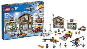 Lego To Release New Ski Resort Set