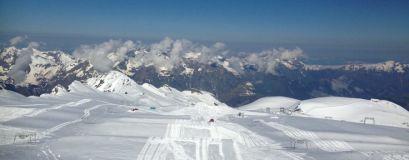 French 2019 Summer Ski Season Ends Early