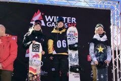 High Flying Brit Ormerod Takes Silver in 19-20 World Cup Big Air in New Zealand