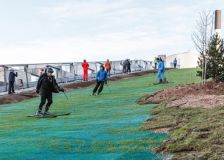 Denmark's Power Plant Dry Ski Slope Opening Next Week