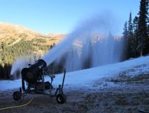 Snowmaking For Start of 19-20 Season Underway in USA