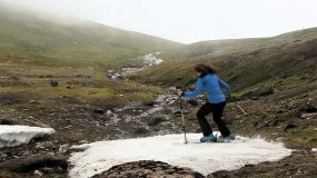 Skier Completes 120 Straight Months Skiing Scotland's Mountains