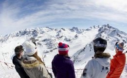 Two New Red Runs for Méribel