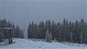 Big Snow Heading to The Alps