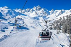 Freeride Upgrade at Courchevel's Les Creux Noirs