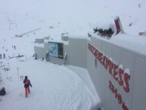 Fresh Snowfall on Glaciers Passes 50cm Mark