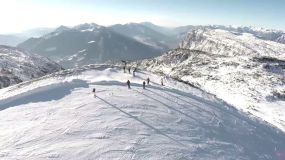 Italian Ski Area Grows in Size by 10%