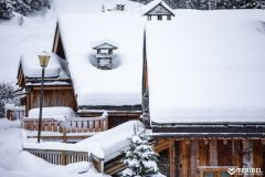 Heavy Snowfall in the Alps for Second Time This Week