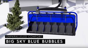 Big Sky to Install Fastest Six-Person Chairlift in North America