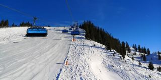 Bumper Start To the Season in the Alps