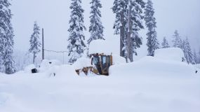 North America Overtakes Europe For Deepest Snow Base in the World