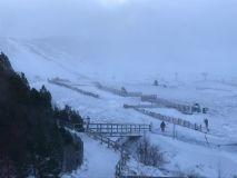 Fresh Snow for Scottish Slopes