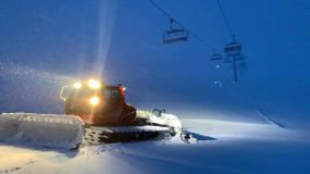 One European Resort Has Posted More Than a Metre of Snowfall this Week