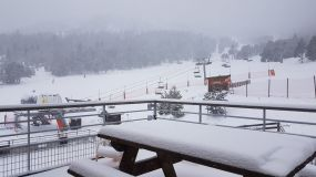 Big Snowfalls Forecast for the Pyrenees Over Next 48 Hours