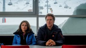 New Will Ferrell Ski Film is Black Comedy