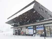 Austria Reports Europe's Biggest Snow Accumulations From Storm Ciara / Sabine