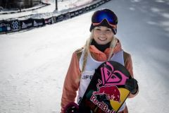 Katie Ormerod First British Boarder To Win a Crystal Globe