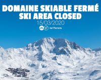 France Closes All Ski Resorts