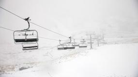 Snow Across Southern Hemisphere Ski Slopes